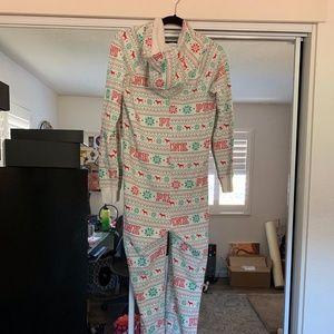 Pink Onsie Pajama